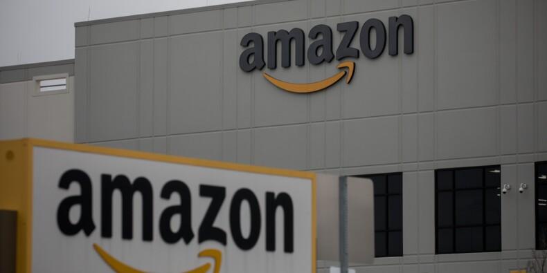 Amazon mis en demeure de protéger du coronavirus ses salariés d'un entrepôt du Nord