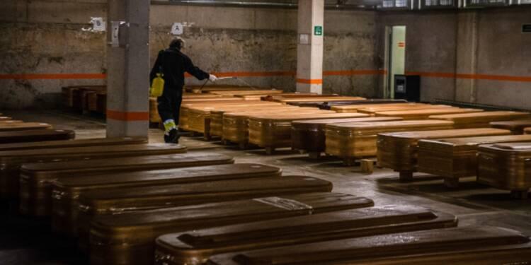 Les entreprises de pompes funèbres au bord de la saturation dans l'Est