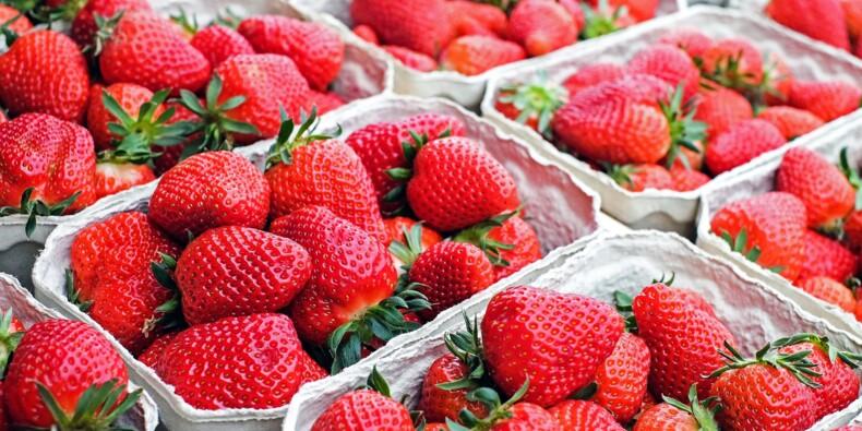 Pourquoi vous ne trouverez pas de fraises chez Carrefour en janvier