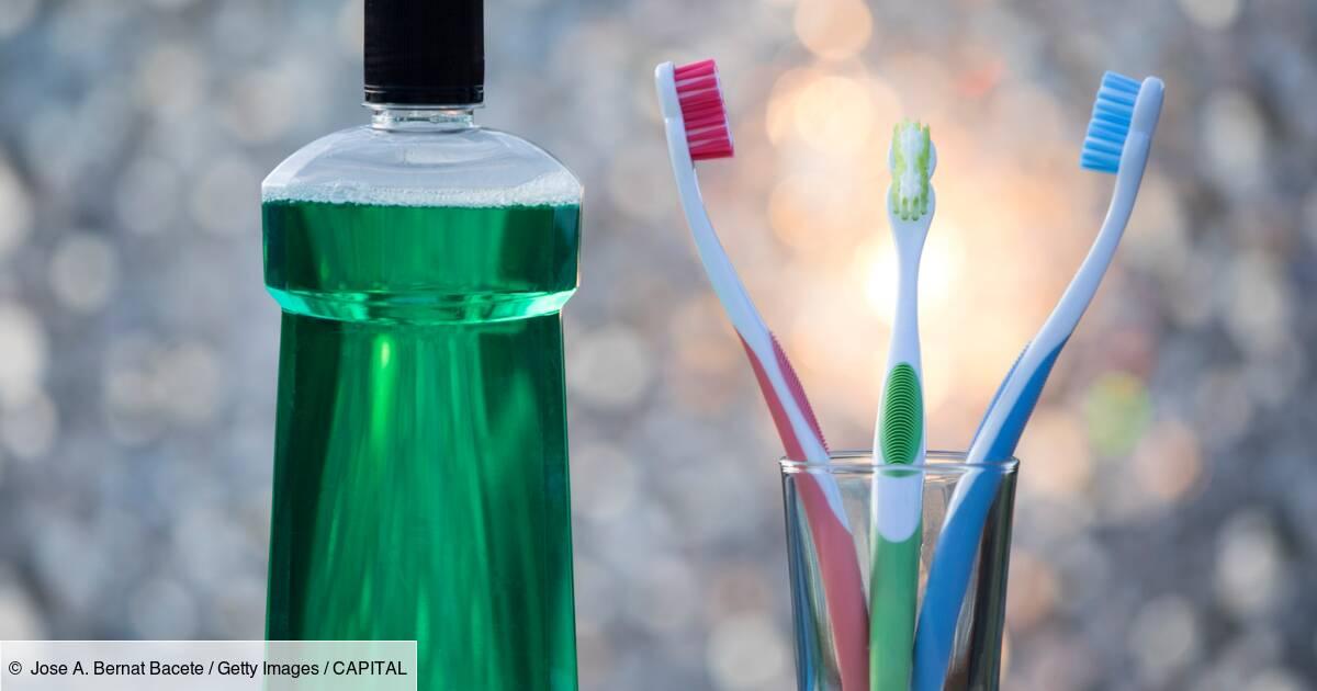Ce bain de bouche pourrait devenir un geste barrière supplémentaire contre le coronavirus
