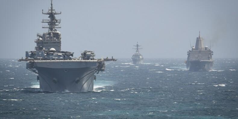 L'US Navy réclame 20 milliards de dollars pour rivaliser avec la Chine
