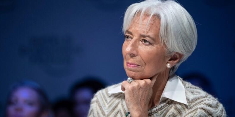 """Christine Lagarde appelle les Européens à """"se montrer solidaires"""""""