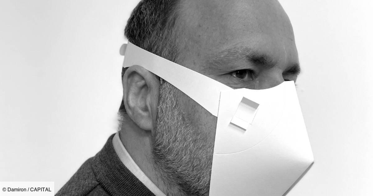 Ce patron est prêt à livrer 15 millions de masques par mois... mais l'administration bloque