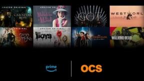 Amazon : OCS gratuit pendant 7 jours avec Prime video