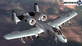 """Découvrez en vidéo l'A-10, le """"phacochère d'attaque"""" de l'US Air Force"""