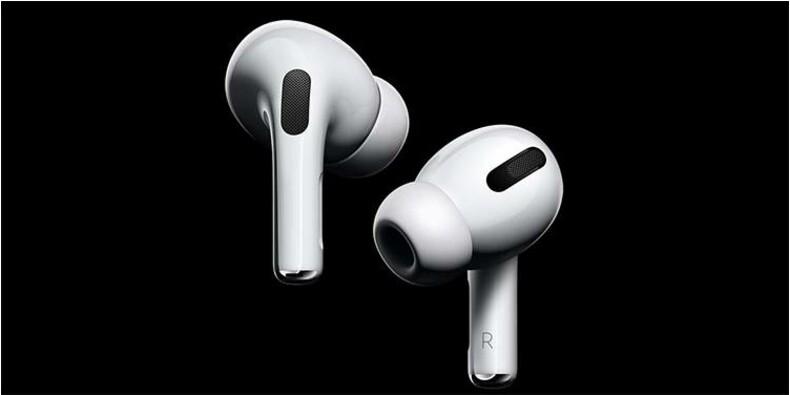 AirPods Pro : les écouteurs à réduction de bruit Apple à prix réduit