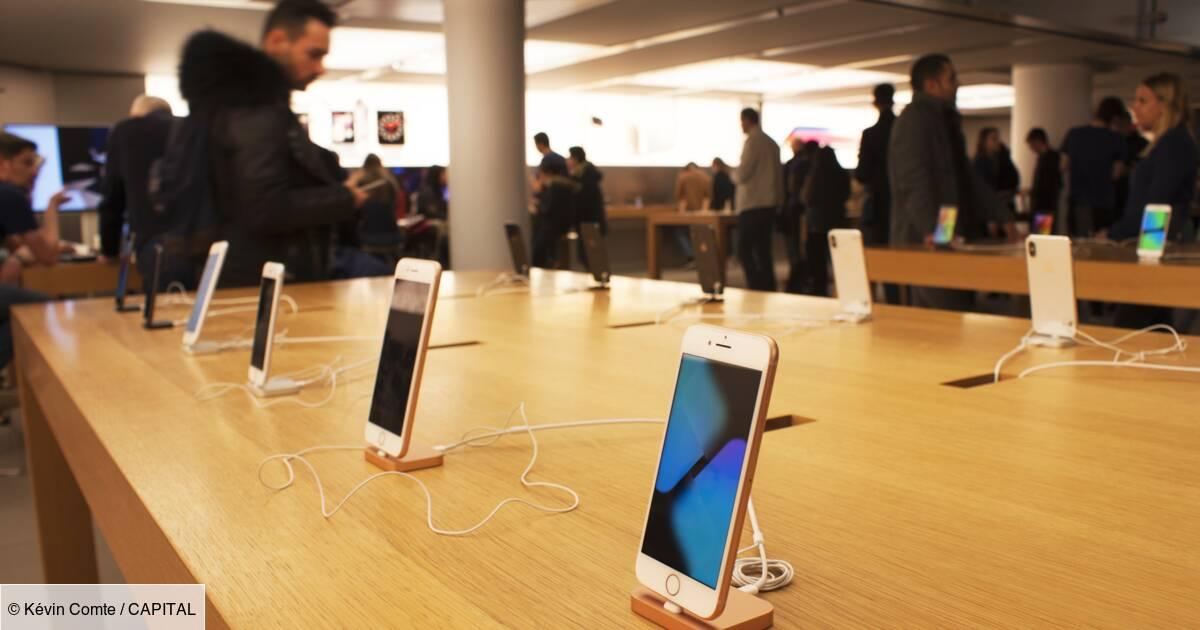 """""""Une performance digne d'une médaille d'or"""" : Apple booste ses ventes"""