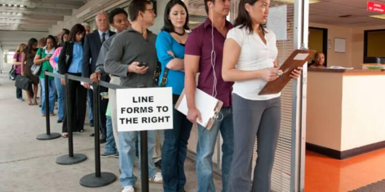 20 millions d'Américains se sont inscrits au chômage en un mois