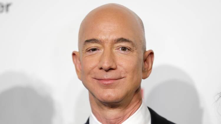 La fortune de Jeff Bezos a encore augmenté de plusieurs milliards de dollars