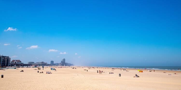 Des pass pour limiter le nombre de personnes sur les plages en Belgique ?