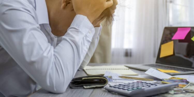 Plus d'un dirigeant de PME sur deux craint de faire faillite