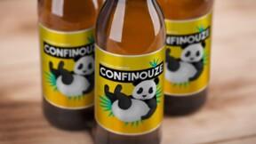 Le carton de la Confinouze, la bière des confinés