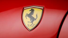 Les commandes de Ferrari au plus haut