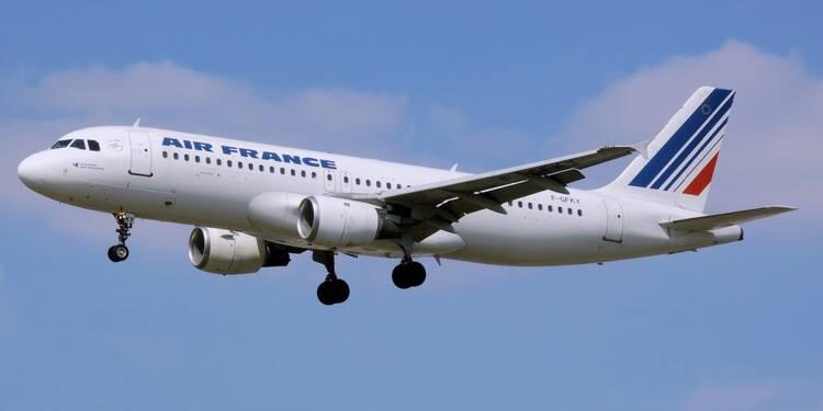 Air France estime pouvoir assurer 30% de ses vols à partir de juillet