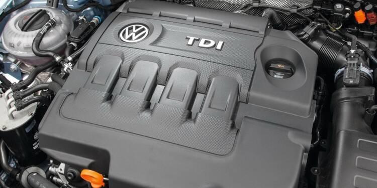 Dieselgate: Volkswagen va verser au moins 620 millions d'euros en Allemagne
