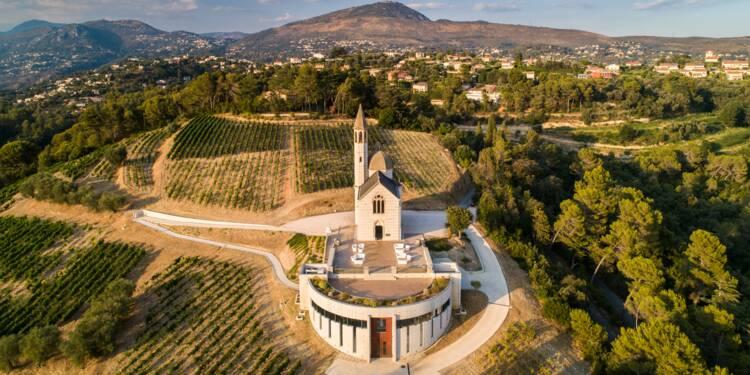 Les domaines viticoles, un placement qui rapporte