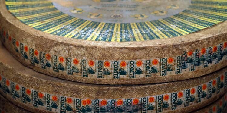 Comté, fourme d'Ambert… la production de fromages perturbée par la crise