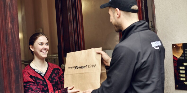 Amazon lâche une prime pour les salariés et les livreurs