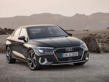 La nouvelle Audi A3 Berline 2020 en images