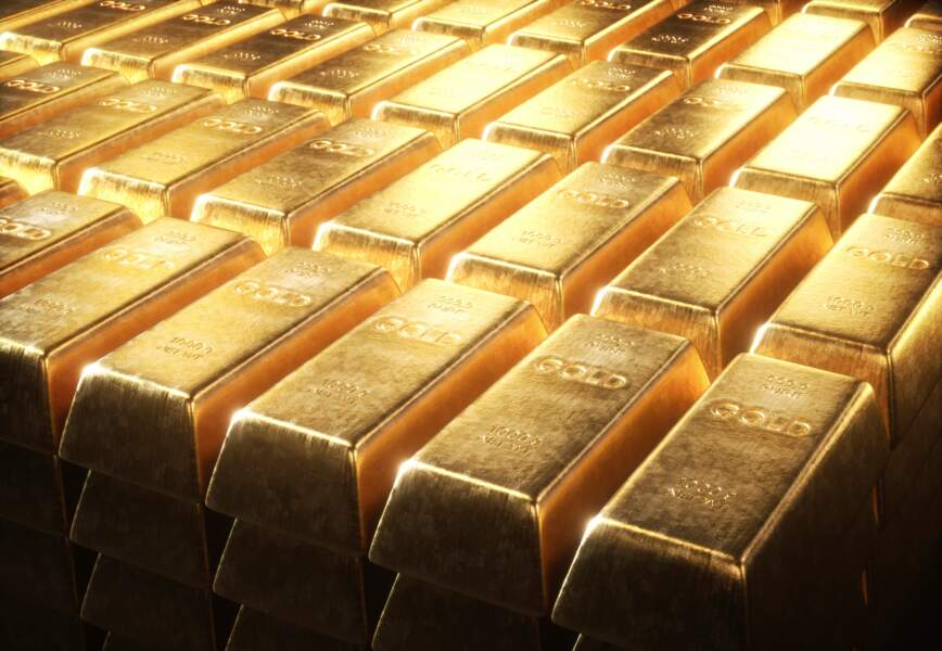L'or et les sociétés minières aurifères