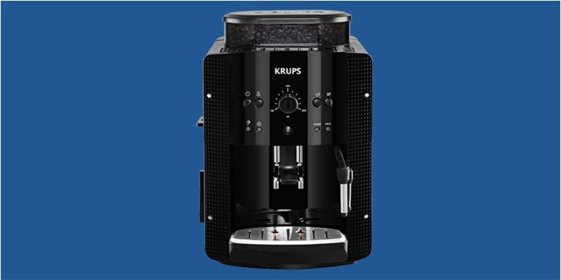 Amazon : -31% sur la machine à expresso Krups Espresso Full Auto