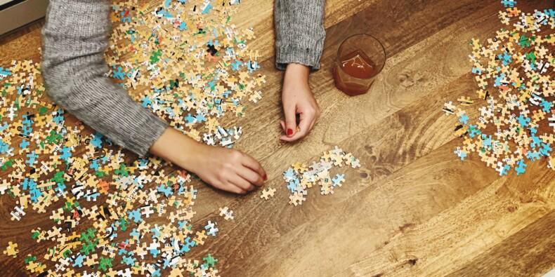 Un puzzle de plus de 50.000 pièces pour tenir le confinement