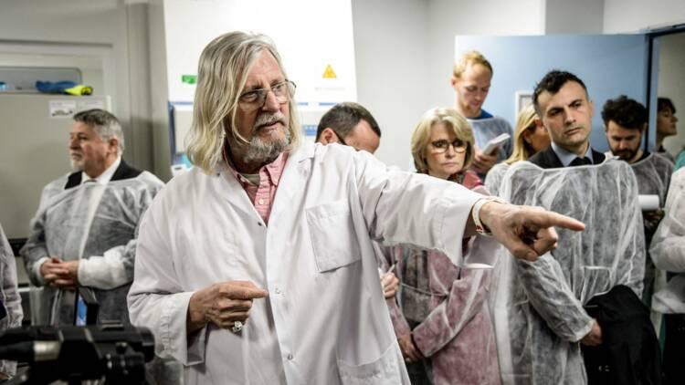 Pharnext et le professeur Raoult s'allient contre le coronavirus, les actions bondissent