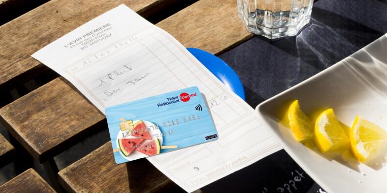 La validité des tickets restaurant prolongée jusqu'en septembre 2021