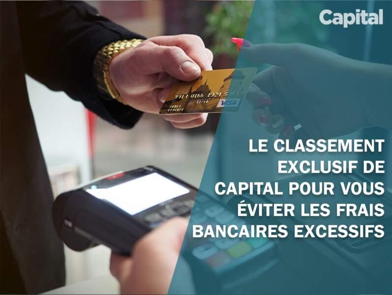 Notre palmarès des établissements bancaires les moins coûteux selon votre profil