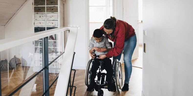 Les parents d'enfants handicapés peuvent désormais bénéficier d'un arrêt de travail