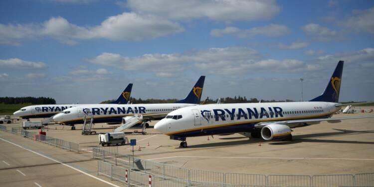Ryanair dévoile son plan de reprise