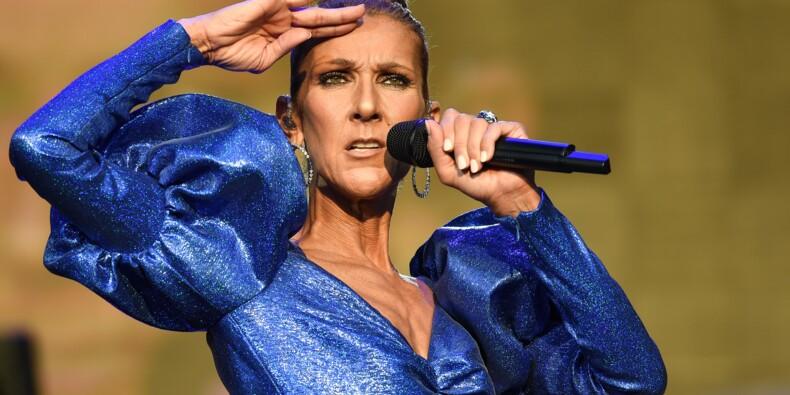 Céline Dion contrainte de reporter sa tournée