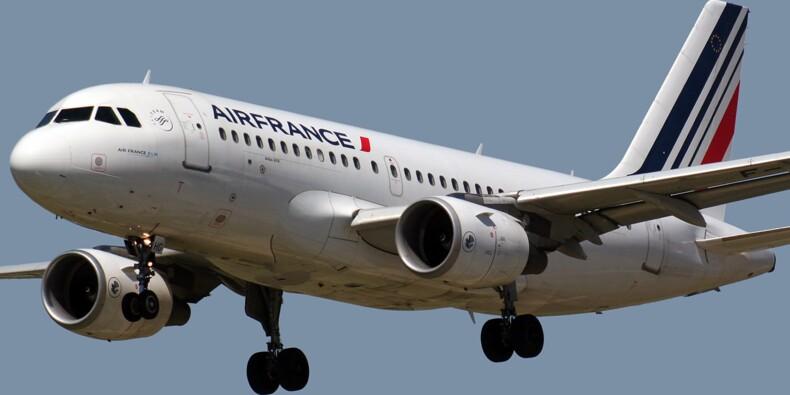 Les salaires ont baissé pour les pilotes d'Air France