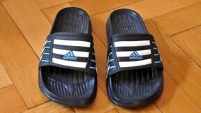 L'étonnante explosion des ventes de claquettes Adidas