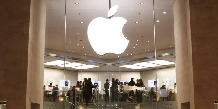 Apple a présenté sa nouvelle gamme d'ordinateurs portables