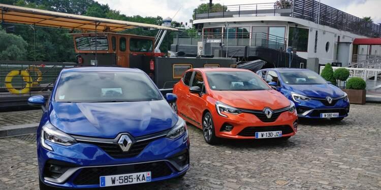 Quelle marque de voiture s'est le mieux vendue en juillet ?