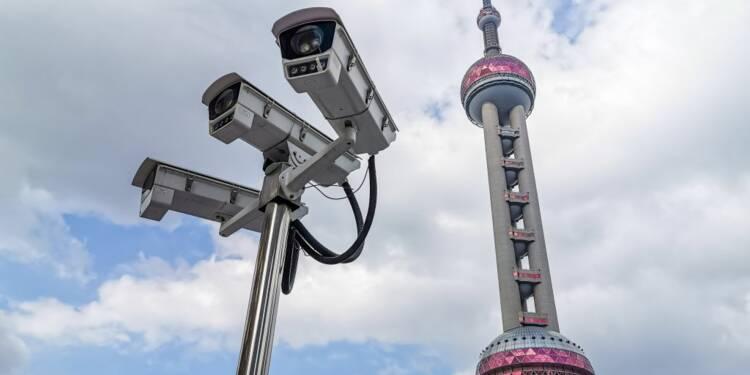 La Chine installe des caméras devant les portes d'entrée des habitations