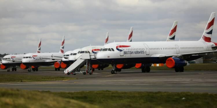 British Airways : vers la suppression de 12.000 emplois