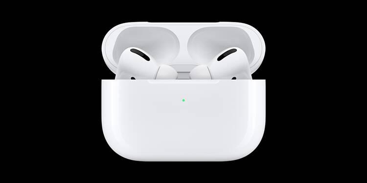 AirPods Pro : 19% de remise sur les écouteurs sans fil Apple