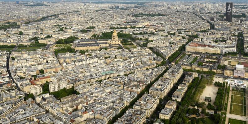 Chute historique de la croissance française au premier trimestre