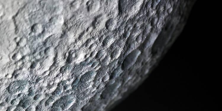 Un morceau de la Lune mis en vente à un prix fou