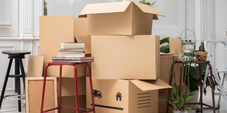 En mai, les déménagements pourront se dérouler les jours fériés