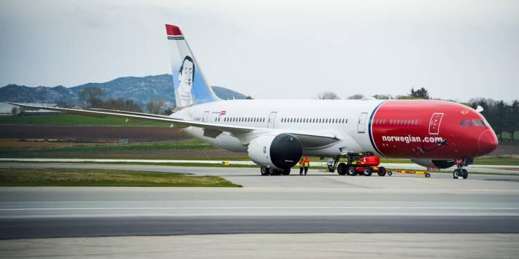 Norwegian Air échappe à la faillite