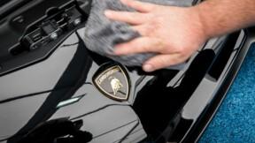 Un garçon de 5 ans arrêté au volant alors qu'il allait acheter une Lamborghini