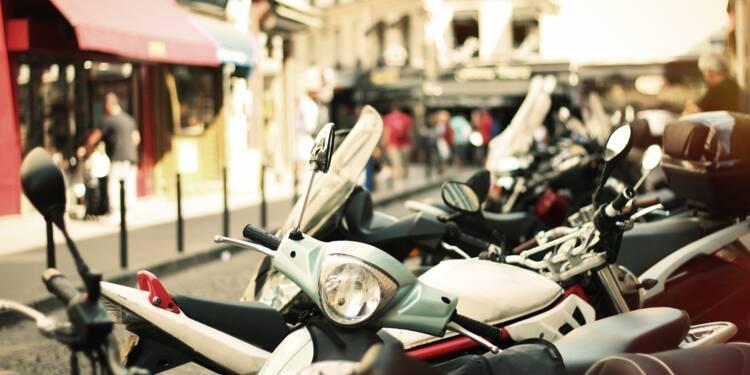 Quels sont les deux-roues les plus volés en France