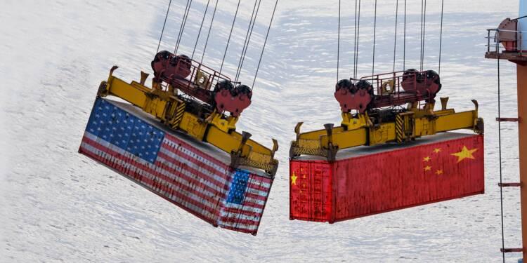 """Bourse : """"une guerre commerciale Chine - Etats-Unis risque de provoquer un krach !"""""""
