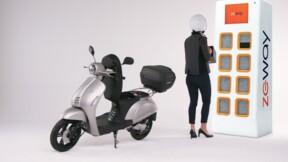 Zeway, un nouveau venu dans les scooters électriques en location