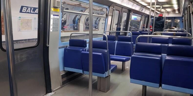 Téléchargez l'attestation d'usage des transports publics aux heures de pointe