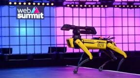 À Singapour, un chien-robot contrôle le respect de la distanciation sociale