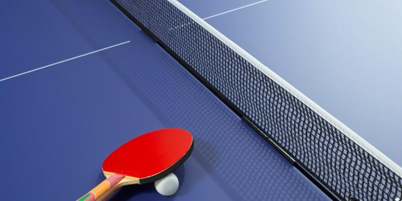 Le ping-pong, nouvel eldorado pour les parieurs
